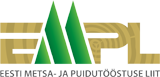 Estonian Forest and Wood Industries Association Logo